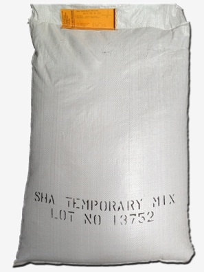 SHA Temporary Mix